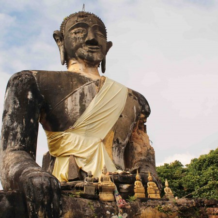 La antigua ciudad de Phonsavan fue completamente destruida durante la guerra secreta en Laos II (Pablo L. Orosa) copia