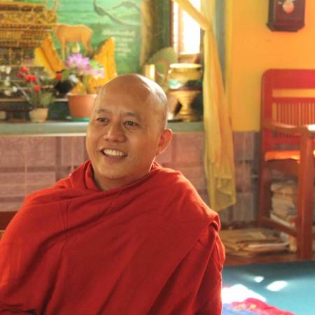 Bautizado como 'el Bin Laden budista', Wirathu es acusado de instigar el odio religioso en Birmania (Pablo L. Orosa) copia