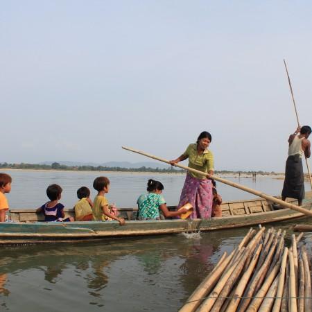 Muchas mujeres kachin víctimas de violaciones son discriminadas por sus propias comunidades (Pablo L. Orosa)