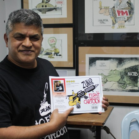 to-fight-through-cartoon-recopila-la-lucha-de-zunar-contra-la-corrupcion-en-malasia-a-traves-de-sus-caricaturas-pablo-l-orosa