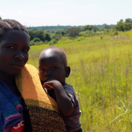 La de Sudán del Sur es ya la mayor crisis de refugiados de África y la tercera del mundo (Pablo L. Orosa) copia